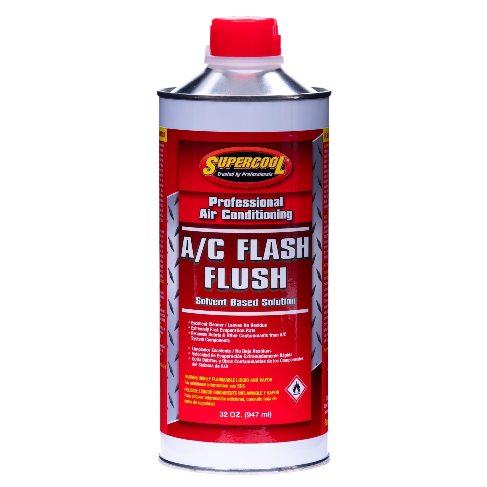 Flash Flush Quart