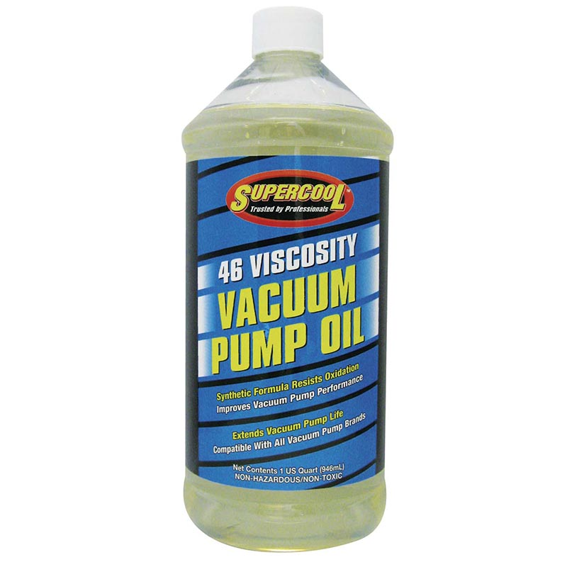 46 Viscocity Synthetic Vacuum Pump Oil Quart