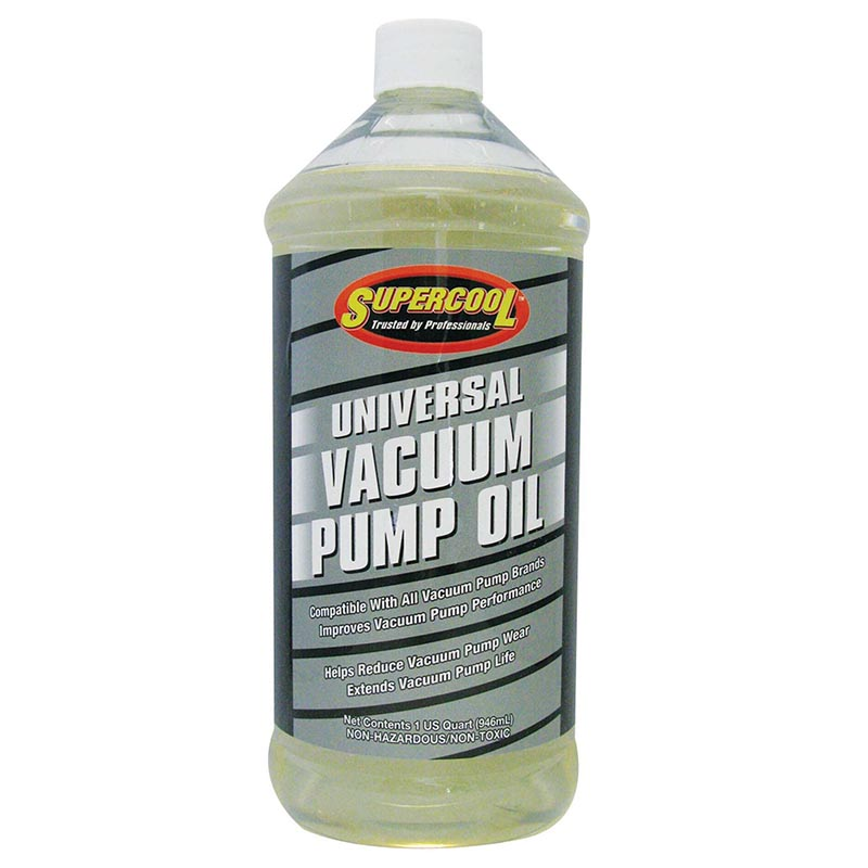 46 Viscosity Universal Vacuum Pump Oil Quart
